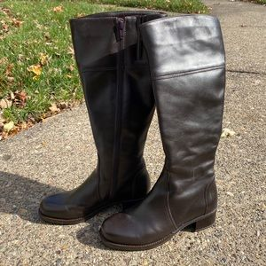 La Canadienne Brown Riding Boots